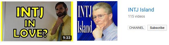 INTJ Island, INTJ, INTJ YouTube